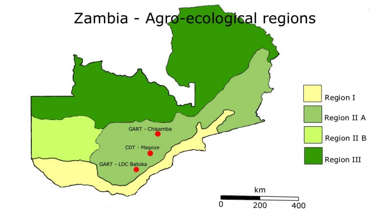 Zambia-agriculture-ecological-regions