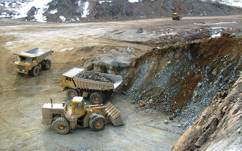 Zambia Copper Mining