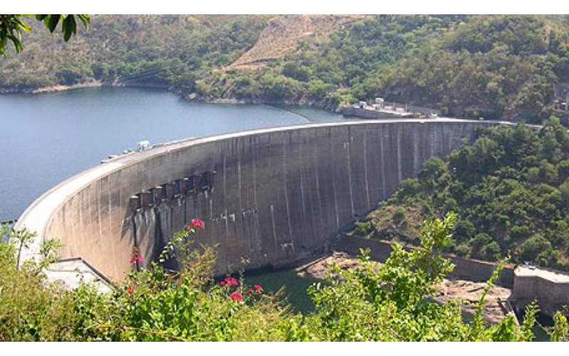 Zambia-Dam-irrigation