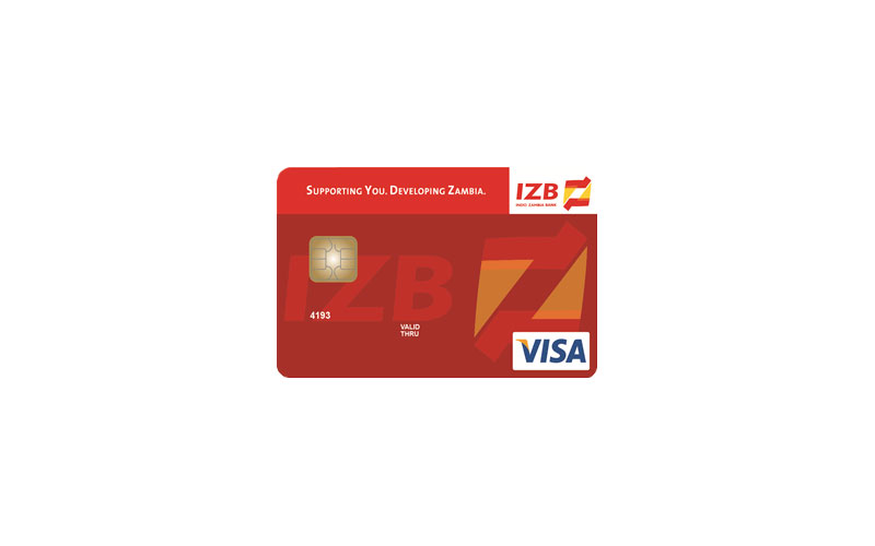 IZB-BANK-ZAMBIA-visa-DEBIT-card-CHIP