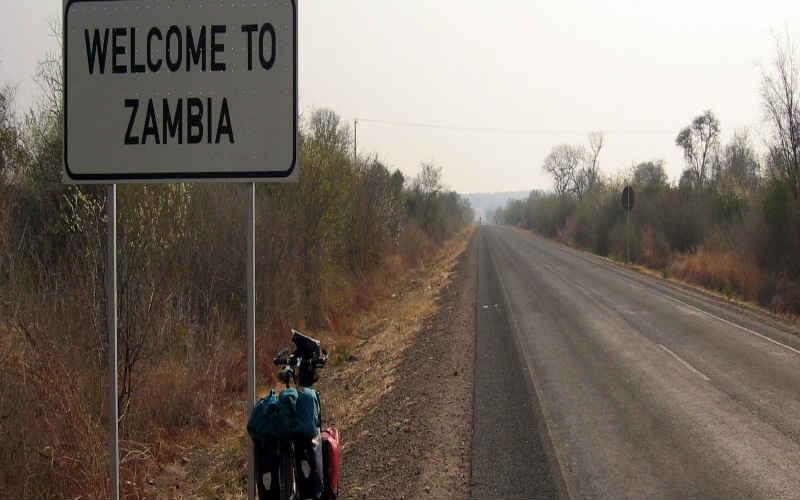 Zambia-Monze-Niko-Road