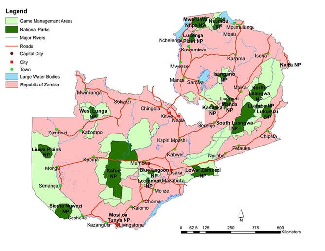 zambia-domestic-tourism-map