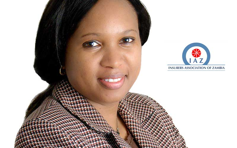 christabel-michel-banda-executive-director-iaz-Insurers-Association-Zambia-logo