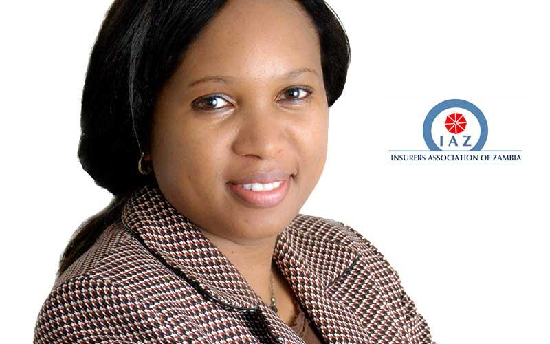 christabel-michel-banda-executive-director-iaz-Insurers-Association-Zambia-logo