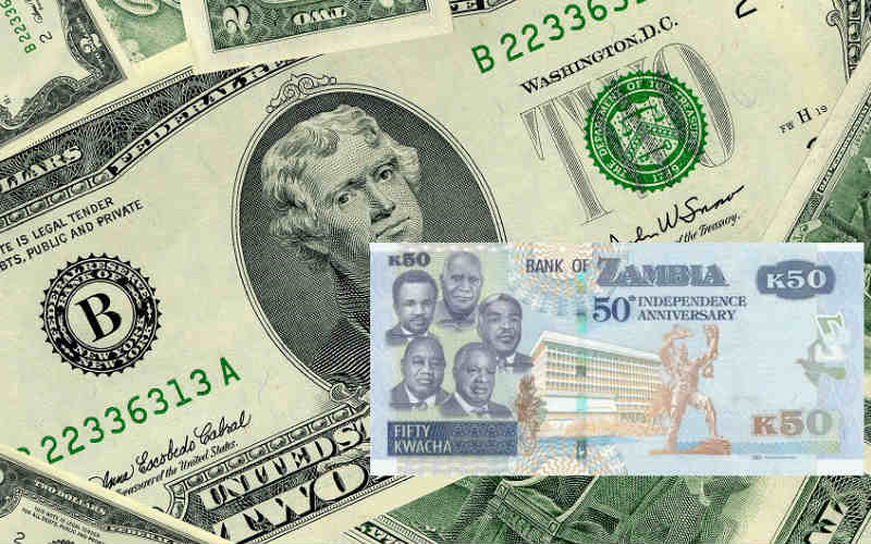 kwacha-usd-exchange-rate
