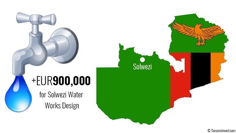 Zambia Solwezi Water Works Design