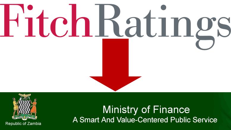 Zambia Fitch Ratings November 2020