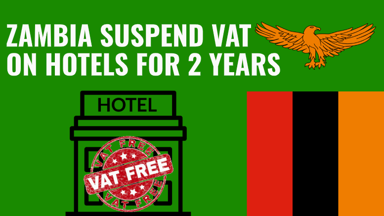 Zambia VAT Hotel Exception