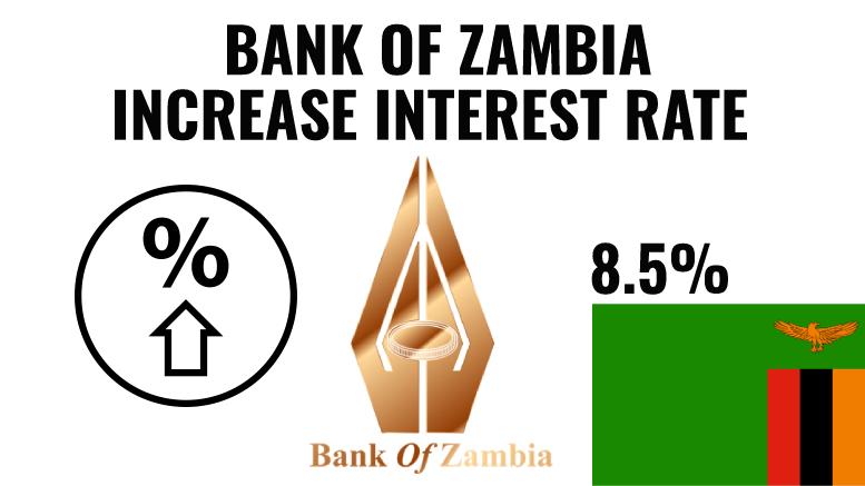 Zambia interest rate February 2021