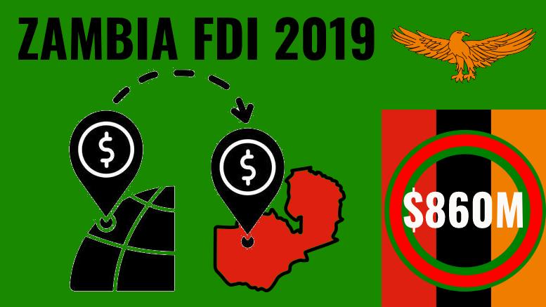 Zambia FDI 2019